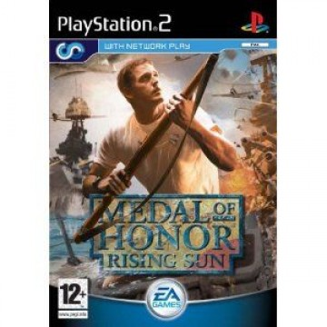 Medal of Honor Rising Sun (Lietota)